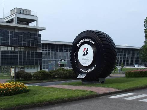 世界最大のラジアルタイヤ