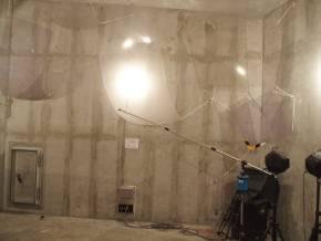 残響室の内部