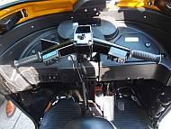 「エレクトライク」の運転席