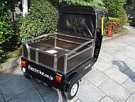 「エレクトライク」の荷台