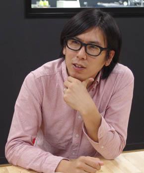 monofarmウェブマガジンの編集長を務める大木祐二氏