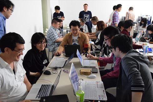 「モデ1GP」3次元CAD講習会の様子