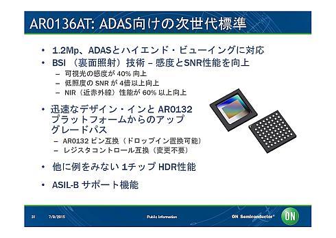 「AR0136AT」の特徴