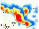 """ゲリラ豪雨を""""秒単位""""で検出、NICTからスマホアプリ"""