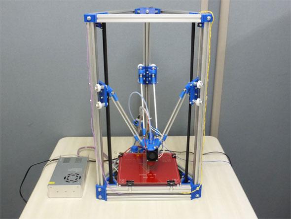 システックの「デルタ型3DプリンターSD-1 パーツセット」
