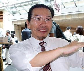 ヤマハの川田氏