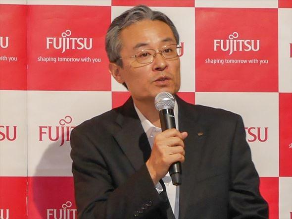 開発に携わった富士通研究所 ユビキタスシステム研究所 プロジェクトディレクターの沢崎 直之氏