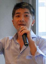 ロフトワーク、代表取締役社長の諏訪光洋氏