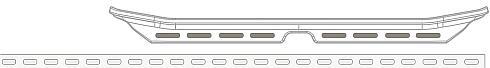 「レクサスホバーボード」の構造