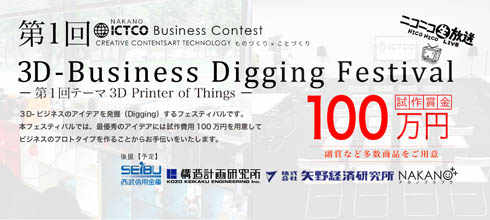 3D-Business Digging Festival
