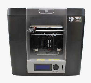 熱溶解積層(FDM)方式のパーソナル3Dプリンタ「CUBIS 1.5」