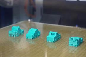 3Dプリントの様子2