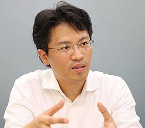 経済産業省の土屋氏