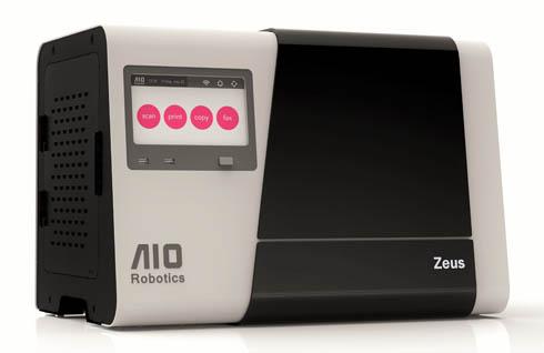 オールインワン3Dプリンタ複合機「ZEUS(ゼウス)」