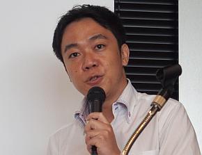 名古屋大学の加藤真平氏