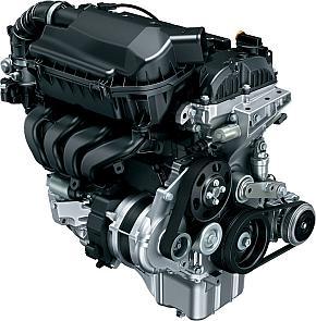 新開発の排気量1.2lのデュアルジェットエンジン「K12C型」