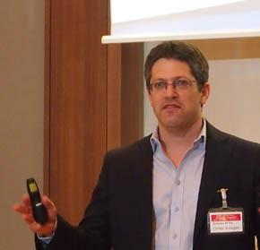 米Stratasys アジア太平洋地域&日本担当 ゼネラルマネージャー Omer Krieger(オメール・クリーガー)氏