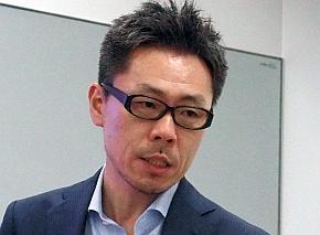 ダッソー・システムズの岩本康栄氏