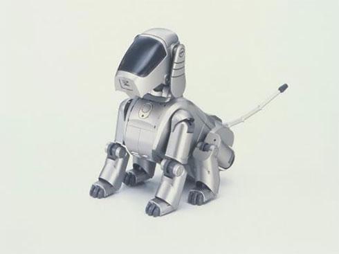 初代「AIBO」(ERS-110)