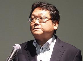 ジェイテクトの賀治宏亮氏