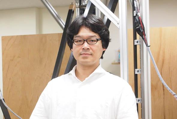 慶應義塾大学 環境情報学部 准教授の田中浩也氏