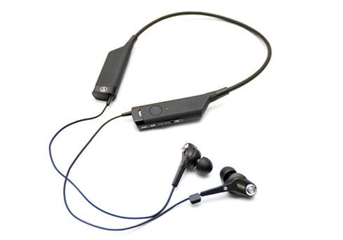 Bluetoothを利用したワイヤレスイヤフォン