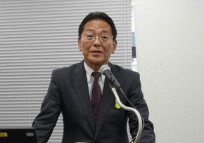 日本予防医学協会 専務理事の村瀬孔一氏