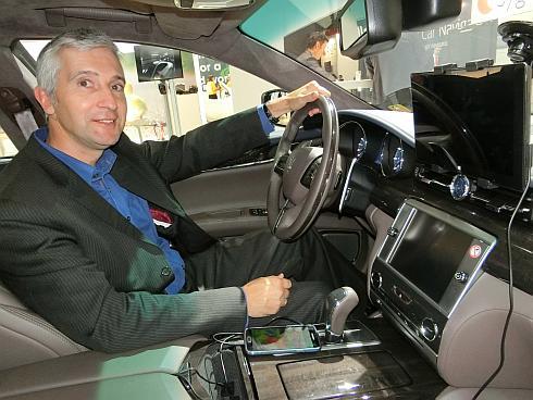 車載器向け音声認識の最大手・ニュアンスの筆頭副社長・ゼネラルマネジャーを務めるArnd Weil氏