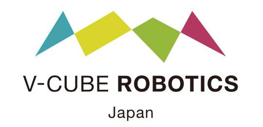 「ブイキューブロボティクス・ジャパン」ロゴ