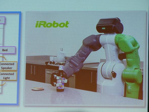 将来の掃除ロボットはこんな姿になる?