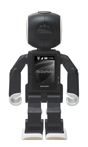 RoBoHoNの前面と背面