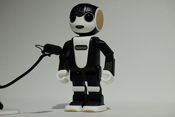 """""""モバイル型ロボット電話""""「RoBoHoN(ロボホン)」"""
