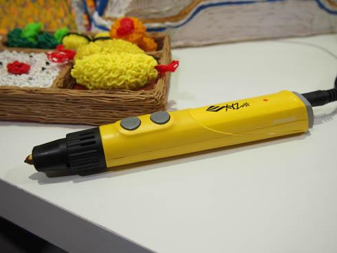 3Dペン「XYZ 3Dペン」