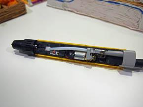 XYZ 3Dペンの内部構造(1)