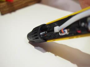 XYZ 3Dペンの内部構造(2)