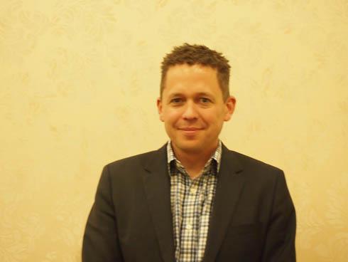 米Autodeskで製造業向け事業の戦略立案責任者を務めるスティーブ・フーパー(Stephen Hooper)氏