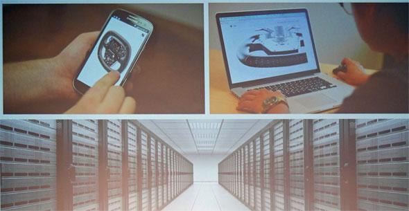 iPhoneをはじめとするスマートフォンデバイスの登場は、生産の工程を大きく変えた