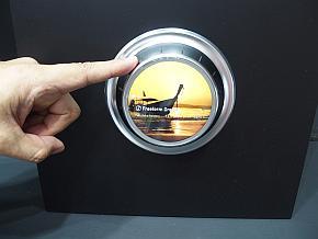 円形FFDとダイヤル型インタフェースを組み合わせた「Dial」