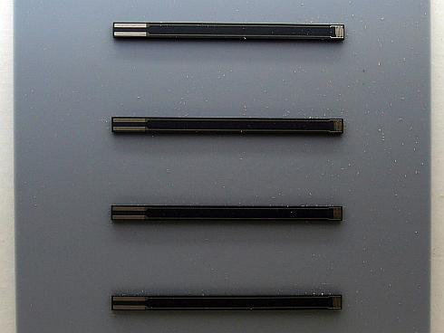 京セラが開発したすすセンサーの外観