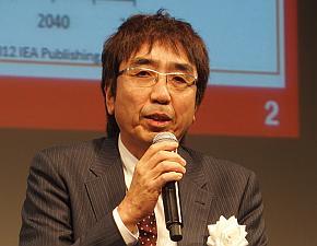 SIPの革新的燃焼技術のPDを務める杉山雅則氏