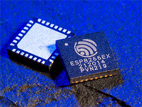 「ESP8266」(出展:Espressif Systems)