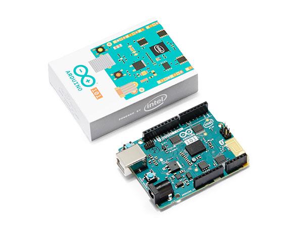 「Arduino 101」(Genuino 101)