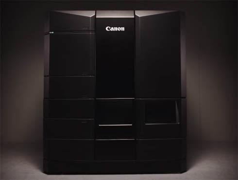 「Canon EXPO 2015 Paris」で発表された3Dプリンタのコンセプトモデル