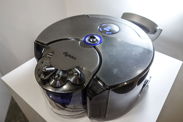 「ダイソン 360 Eye ロボット掃除機」
