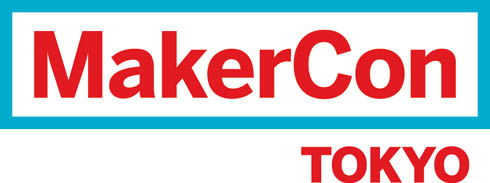 「MakerCon Tokyo」のロゴ