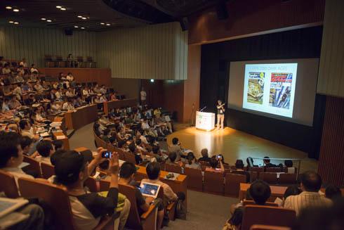 Maker Conference Tokyo 2013の様子【1】