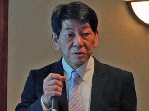NNG Japan 代表取締役の池田平輔氏