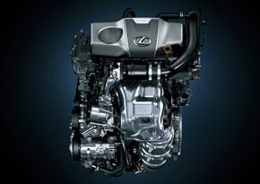 排気量2.0lの直噴ターボガソリンエンジン「8AR-FTS」
