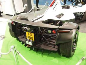 英Briggs Automotive Companyのスーパーカー2