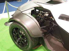 英Briggs Automotive Companyのスーパーカー3
